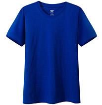 聚会t恤衫 文化衫 纪念衫 宝蓝色